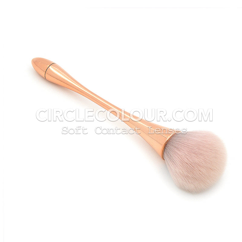 Rose Gold Makeup Brushes B02052