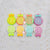 Color Lollipop Contact Case B0485