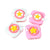 Cartoon Sakura Magic Array Contact Case B01559