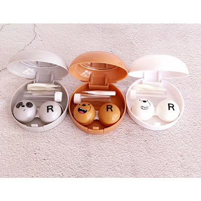 We Bare Bears Contact Case B0484