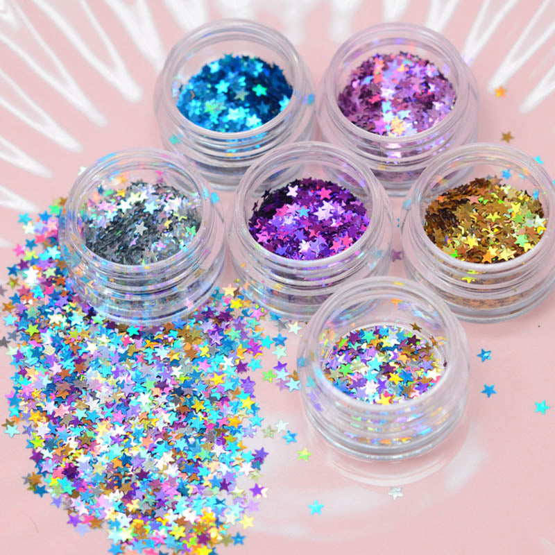 CircleColour® Fantasy Makeup Sequins B2292