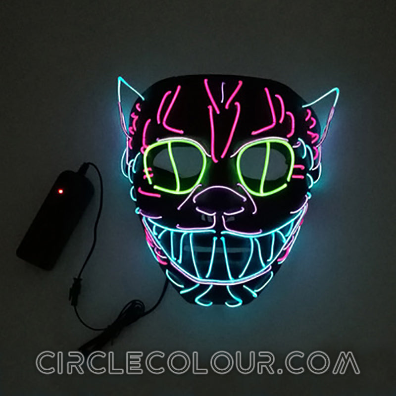 Elvis LED Light Up Mask B01262