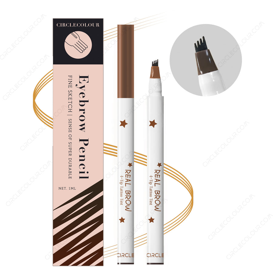 Four Fork Kinds Liquid Eyebrow Pencil B01798