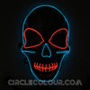 Skull LED Light Up Masks B01253