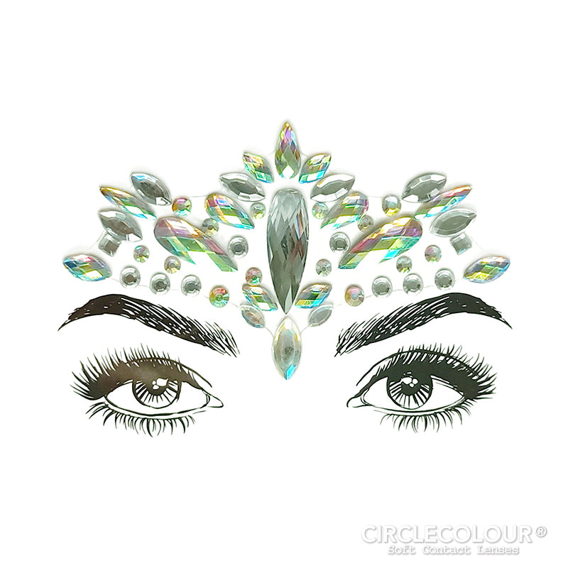 CircleColour® Face Jewels B2254