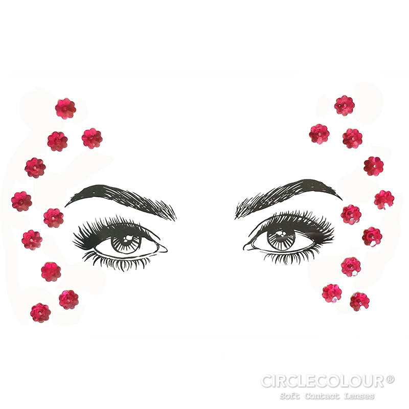 CircleColour® Face Jewels B2261