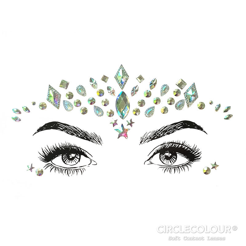 CircleColour® Face Jewels B2262