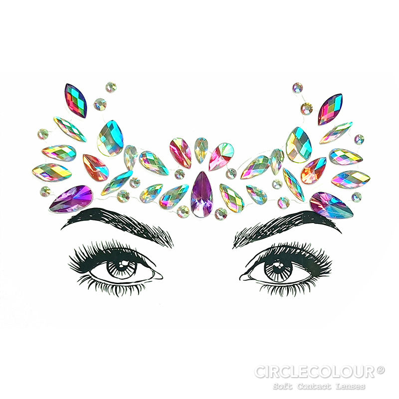 CircleColour® Face Jewels B2265
