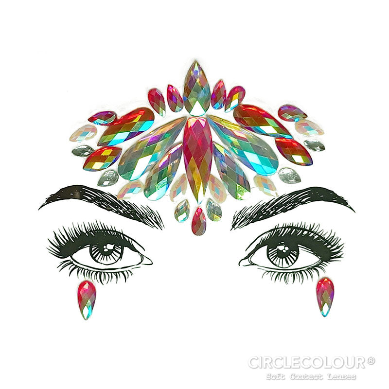 CircleColour® Face Jewels B2273
