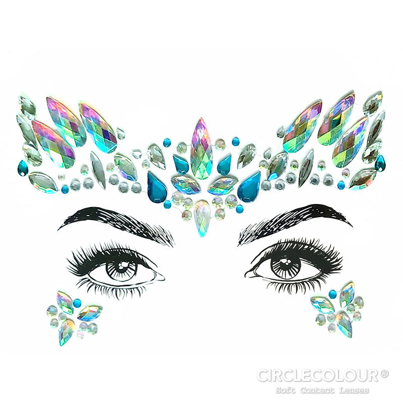 CircleColour Face Jewels B2280