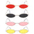 CIRCLECOLOUR® Retro Oval Polarized Sunglasses B2298