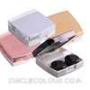 Square Mirror Contact Case B01880