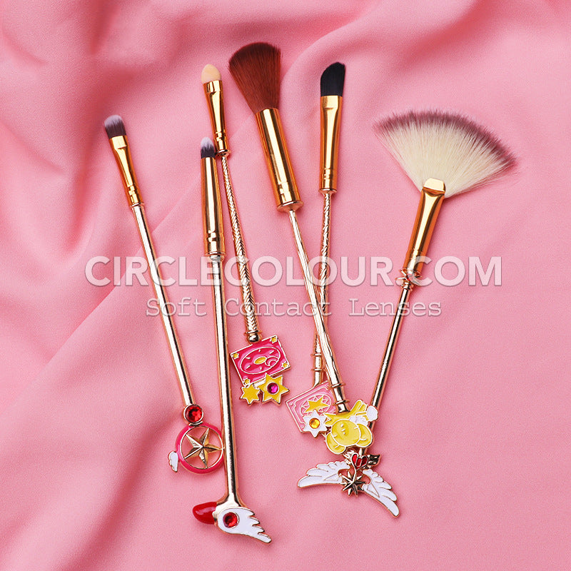 Cardcaptor Sakura Makeup Brushes B02056