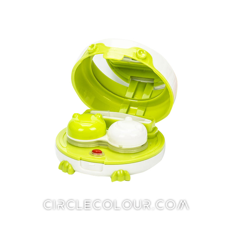 Frog contact lenses auto-washer B01906