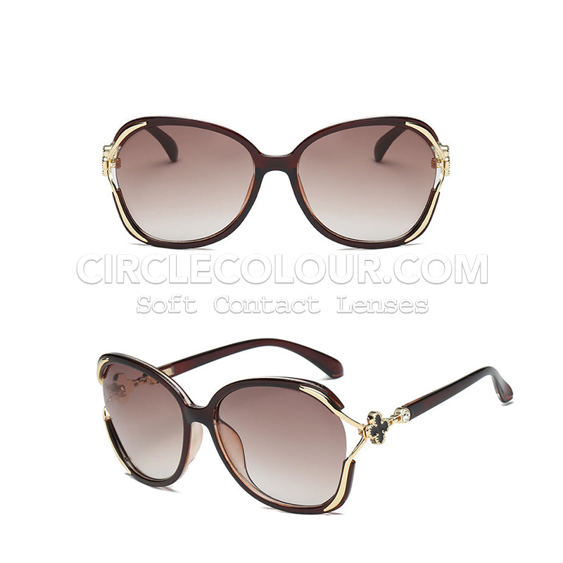 CircleColour  Sunglasses B02206