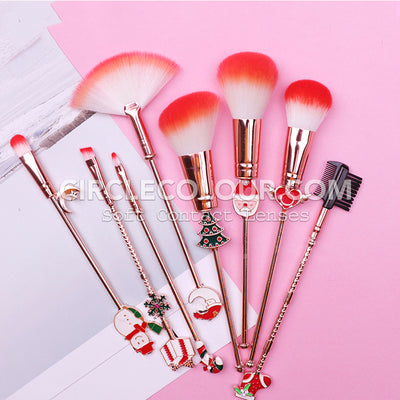 Santa Claus Makeup Brushes B02057