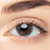CircleColour® Soft Eye Circle Lens Euramerican Grey Natural Colored Contact Lenses M0016