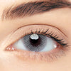 CircleColour® Soft Eye Circle Lens Polar Lights Gray Natural Colored Contact Lenses M0022