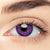 CIRCLECOLOUR® Eye Circle Lens Single Mystery Purple Cosplay Colored Contacts Lens M0081