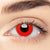 CircleColour® Soft Eye Circle Lens Pure Red Cosplay Colored Contact Lenses M0102