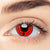CircleColour® Soft Eye Circle Lens Sharingan Magatama Red Cosplay Naruto Colored Contact Lenses M0105