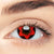 CircleColour® Soft Eye Circle Lens Sharingan Sasuke Black Red II Cosplay Naruto Colored Contact Lenses M0106