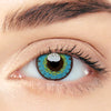 CircleColour® Soft Eye Circle Lens Gem Light Blue Cosplay Colored Contact Lenses M01894