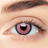 CircleColour® Soft Eye Circle Lens Tokyo Ghoul Gem Pink Cosplay Colored Contact Lenses M01902