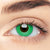 CircleColour® Soft Eye Circle Lens Pure Green Cosplay Colored Contact Lenses  M0448