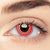 CircleColour® Soft Eye Circle Lens Rinnegan Red-white Cosplay Colored Contact Lenses M0630