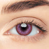 CircleColour® Soft Eye Circle Lens Poppy Pink Enlarge Colored Contact Lenses  M0850