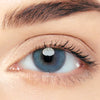 CircleColour® Soft Eye Circle Lens Toric Elsa Ocean Blue Natural Colored Contact Lenses M0902