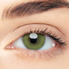 CIRCLECOLOUR® Soft Eye Circle Lens Elsa Brown-green Natural Colored Contact Lenses M0904