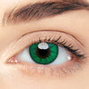 CircleColour® Soft Eye Circle Lens Devil Green Cosplay Colored Contact Lenses M0949