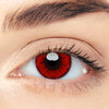 CircleColour® Soft Eye Circle Lens Devil Red Cosplay Colored Contact Lenses M0950