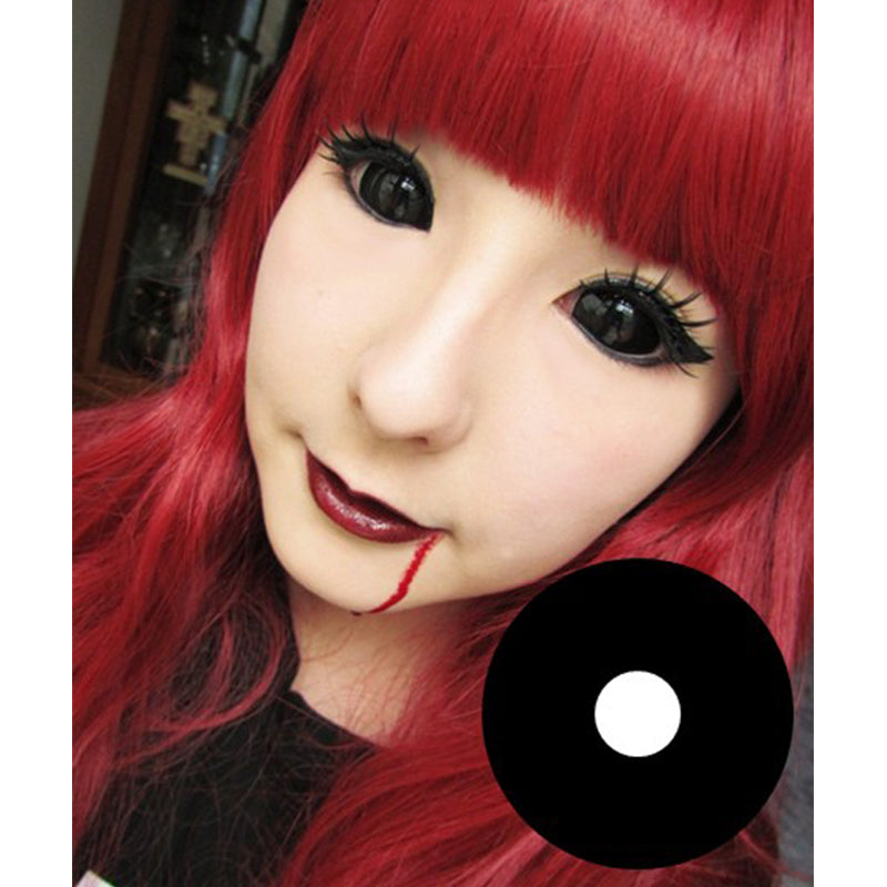 CircleColour® Soft Eye Circle Lens Horror 22mm Scleral Colored Contact Lenses M01081