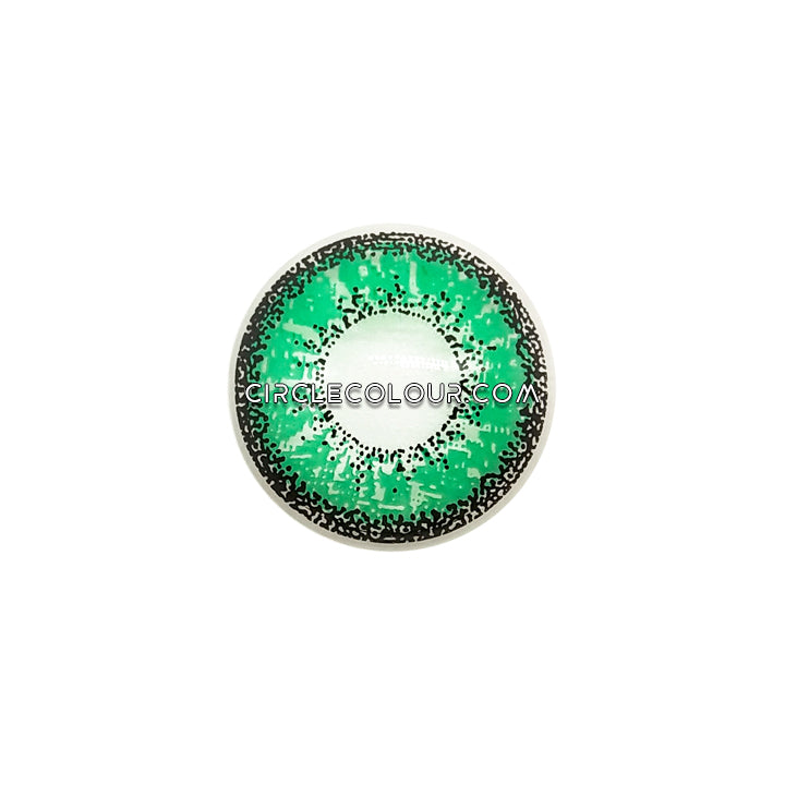 CircleColour® Soft Eye Circle Lens Miku Green Cosplay Colored Contact Lenses M0109
