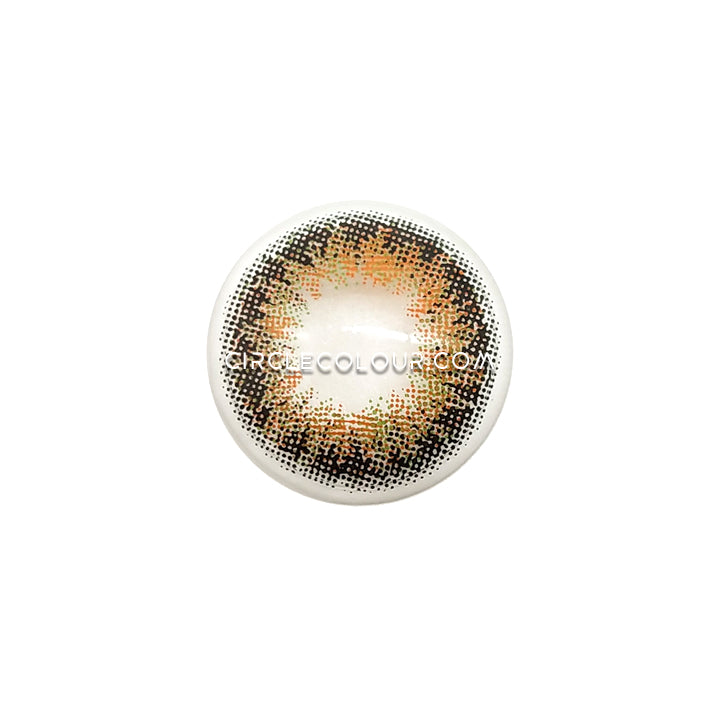 CircleColour® Soft Eye Circle Lens Vintage Brown Enlarge Colored Contacts Lens M0470