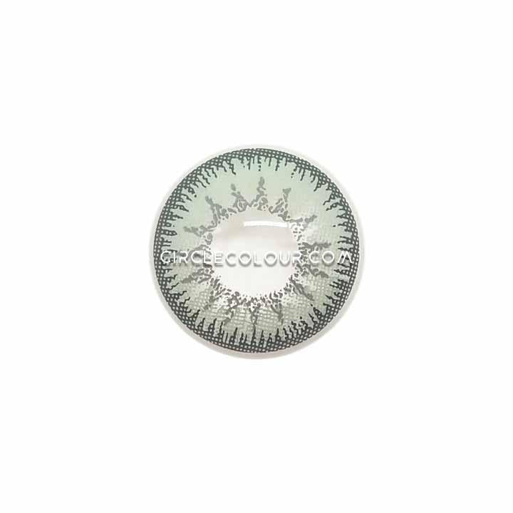 CircleColour® Soft Eye Circle Lens Single Dusk Gray Cosplay Colored Contact Lenses M0654