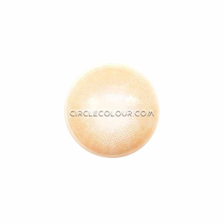 CircleColour® Soft Eye Circle Lens Polar Lights Brown Natural Colored Contact Lenses  M0725