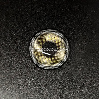 CircleColour® Soft Eye Circle Lens Astigmatism Polar Lights Cyan-gray Natural Colored Contact Lenses M0726