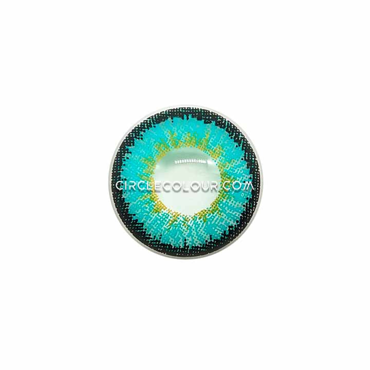 CircleColour® Soft Eye Circle Lens Icy Green Dream Colored Contact Lenses M0863