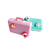 Ice - cream Suitcase Contact Case B0487