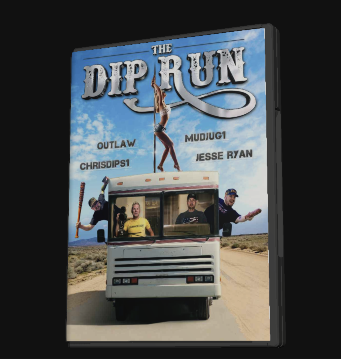 The Dip Run DVD