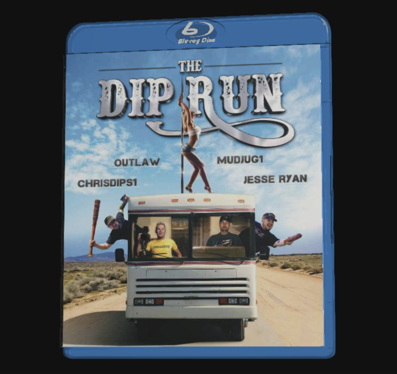 The Dip Run Blu-Ray