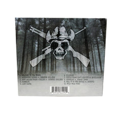 Backwoods Badass CD