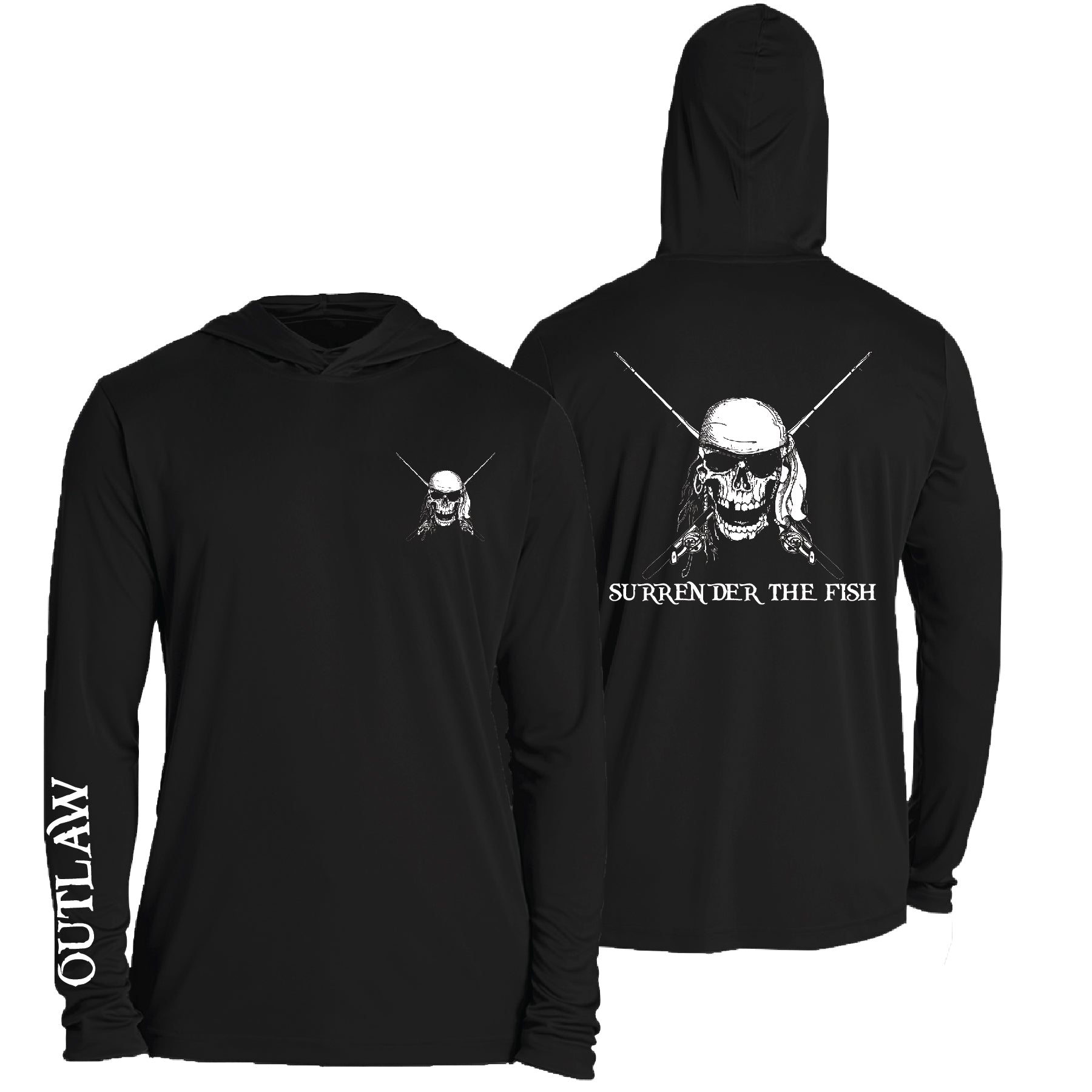 Outlaw Performance Hoodie
