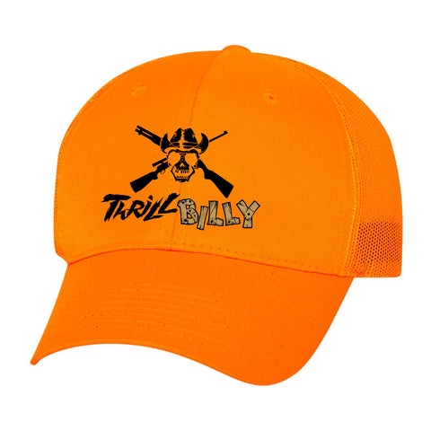 Thrill Billy Orange Hat