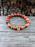 Brick Crown Bracelet