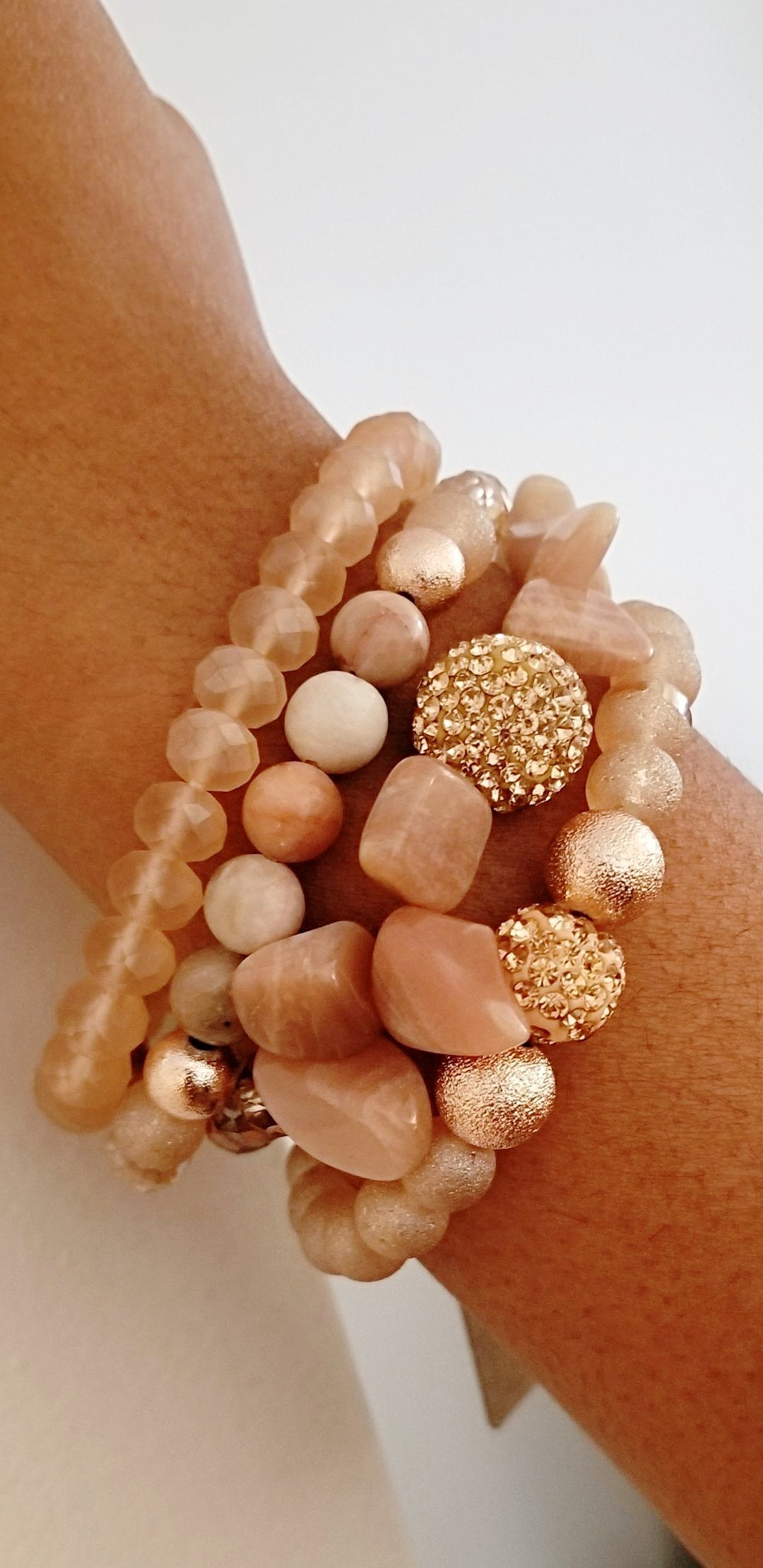 Blush Multi Bead